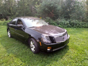 Cadillac CTS 2006 **deluxe**