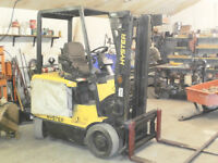 1997 Hyster Electric Forklift