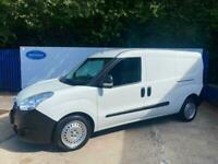 2016 Vauxhall Combo 1.6CDTi 16v ( 105PS ) 2300 L2H1 ( s/s ) Diesel Van In White