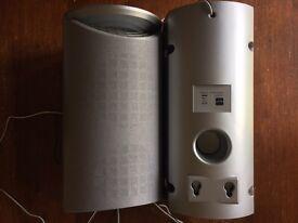 Bush LSD33/C speakers