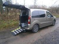 2013 Peugeot Partner Tepee 1.6 HDi 92 S 5dr 5 door Wheelchair Adapted