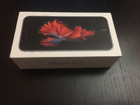 Iphone 6S plus 16 GB,brand new,never used,Rogers/chatter,BLACK