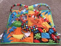 Baby Gym/Play mat-Jungle theme