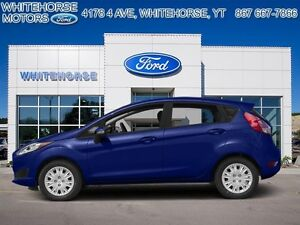 2014 Ford Fiesta Titanium   - Sunroof -  Bluetooth -  Heated Sea