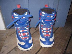 Liquid Snowboard Boots - Size 6 men's
