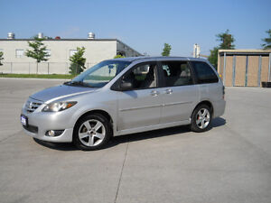 2006 Mazda MPV, 7 Passenger, Only138000km,3/Ywarranty available