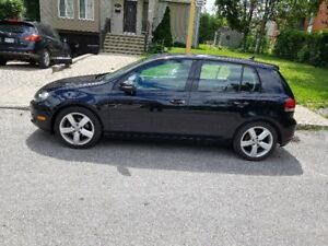 2012 Volkswagen Golf Sportline Berline