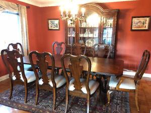 Impeccable European Dining Room Set