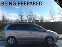 2008 (58) Vauxhall Zafira 1.9CDTi Exclusiv Automatic