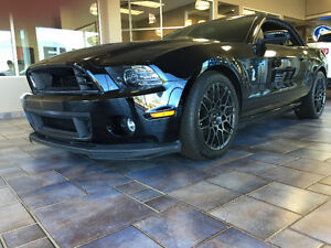 2014 Ford Mustang Shelby GT500 Coupe, 662HP