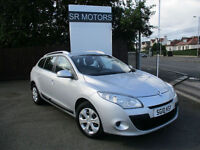 2010 Renault Megane 1.5dCi ( 106bhp ) 6sp New Expression(HISTORY,WARRANTY)