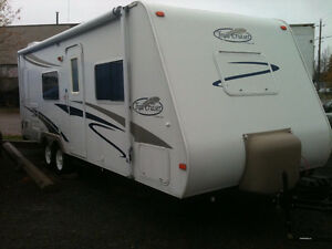 26 foot Trail Cruiser by Trail-Lite, Model 26QBS