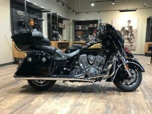 2018 Indian Motorcycle Chieftain Classic ABS Thunder Black