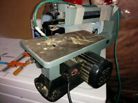 """Delta 40-130C 13"""" Scroll Saw in excellent condition"""