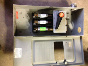 Switchmatic Electrical Box