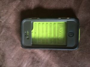Cellphone, iphone 4 case, otterbox,