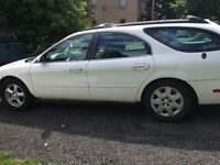 2002 Ford Taurus Wagon by owner not dealer.