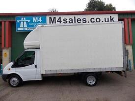 Ford Transit 350 14FT Body With Tail lift