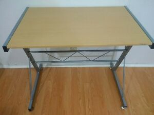 PERFECT MULTI PURPOSE TABLE, METAL/LAMINATE CHEAP $$$