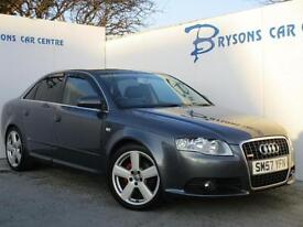 2008 57 Audi A4 2.0TDI S Line Manual Diesel for sale in AYRSHIRE