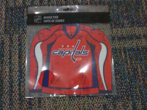 Brand new Washington Capitals mousepad collectible gift