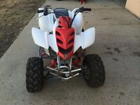 quad for sale , good for kids