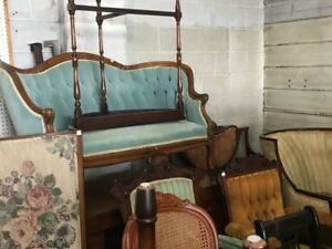 LOTS OF ANTIQUE FURNITURE!!!!!!!!!!!!