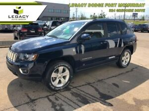 2015 Jeep Compass LIMITED  - Leather Seats -  Heated Seats