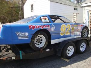 RACE CAR FOR SALE OR TRADE ,WITH OR WITHOUT TRAILER