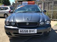 Jaguar X-type Sport Premium D DIESEL MANUAL 2009/58