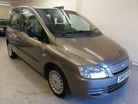 2009 Fiat Multipla 6 Seaters JTD Low Mileage Full Service History Fine Example