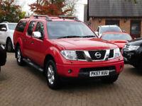 2007 57 Reg Nissan Navara 2.5dCi Auto Outlaw NO VAT