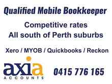 Perth Mobile Bookkeeper - South Of Perth Suburbs WA Kewdale Belmont Area Preview