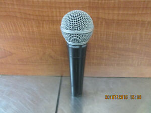 Microphone SHURE SM 58