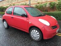 2003 Nissan Micra 1.5 dCi S 3dr