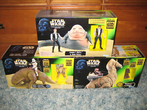 Star Wars Power of the Force Figure Set