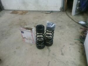 new dodge ram 2500/3500 leveling kit and coil springs
