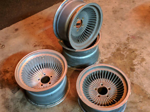 15 inch turbines staggard