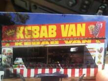 food van and truck lunch bar cafe  kebab fish and chips Port Hedland Port Hedland Area Preview