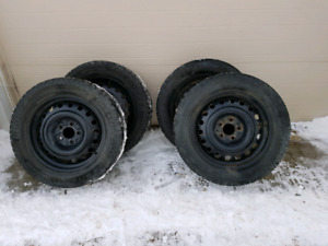 Nissan maxima tire and rims