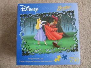 Disney Princess Borders Puzzle-750 pieces