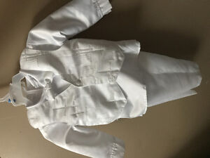 Baptismal Gown for a Boy