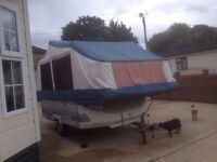 Conway cruiser caravan tent 6 berth