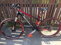 Scott Scale 20 Gents Carbon Fibre Mountain Bike