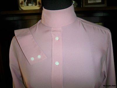 NWT RJ Classic Sterling Collection Show Shirt Classic Cool  Mauve Lds Sz 34