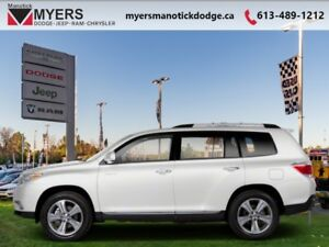 2013 Toyota Highlander LIMITED  - Navigation -  Sunroof - $209.4
