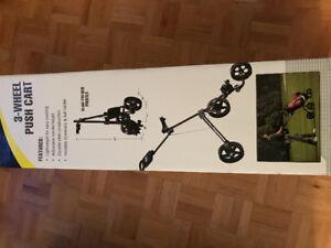 Golf cart 3 wheels
