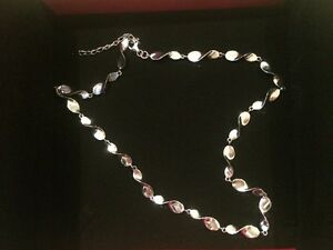 Infinite Twists Necklace by Pia