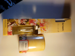 Pier 1 Reed diffuser and candle set bnip