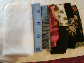 square head/neck scarves